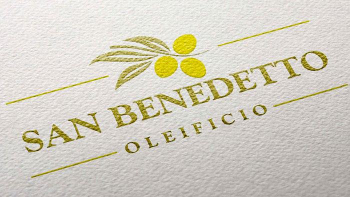 Logo Oleificio San Benedetto| Sans Serif Studio - Studio di grafica e comunicazione integrata in Calabria